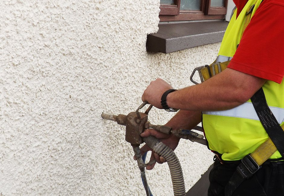Cavity Wall insulation - Northern Ireland by homeseal