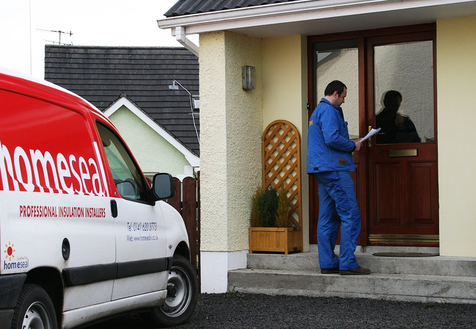 Survey Energy Advice by Homeseal NI
